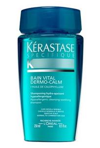 Kérastase Specifique Bain Vital Dermo-calm Shampoo for Normal to Combination Hair 250ml