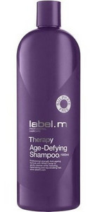 label.m Therapy Age-Defying Shampoo 1l