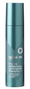 label.m Organic Moisturizing Lemongrass Shampoo 200ml