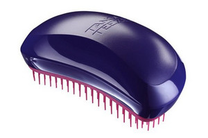 Fialová kefa s ružovou TANGLE TEEZER Salon Elite Purple Crush