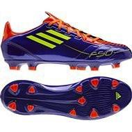 Kopačky Adidas F10 TRX FG G40256 UK 10 | EU 44,5 | 28,7cm Muž Fialová