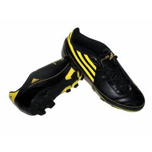 Kopačky adidas F5 TRX FG - G13545 UK 10,5 | EU 45,5 | 29cm černá / žlutá