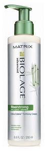Posilující krém MATRIX BIOLAGE Fiberstrong Intra-Cylane Fortifying Cream 200ml