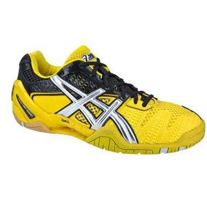 Asics Gel-Blast 5 žlutá / černá Muž UK 9,5 | US 10,5 | EU 44,5 | 28,25 cm