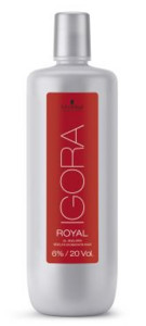 Schwarzkopf Professional Igora Royal Oil Developer olejový vyvíječ