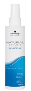 Schwarzkopf Professional Natural Styling Hydrowave Pre-Treatment Repair & Protect