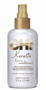 Bezoplachový kondicionér CHI KERATIN Leave-in Conditioner 177ml