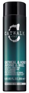TIGI Catwalk Oatmeal & Honey Nourishing Conditioner 250ml, EXP. 04/2019