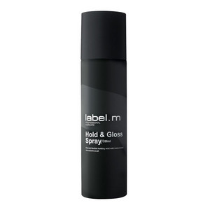 Lak na vlasy s leskem LABEL.M Hold and Gloss Spray 200ml