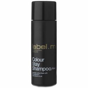 label.m Colour Stay Shampoo 60ml