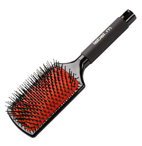 label.m Paddle Brush Černá