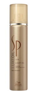 Keratinový ochranný sprej WELLA SP LUXE OIL Light Oil Keratin Protection Spray 75ml