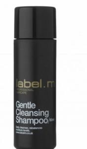 label.m Gentle Cleansing Shampoo 60ml
