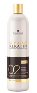Schwarzkopf Professional Supreme Keratin Instant Keratin Infusion 02 480ml