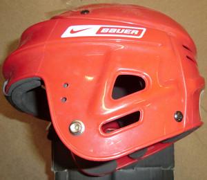 Hokejová helma BAUER NBH 1500 ´14 L červená