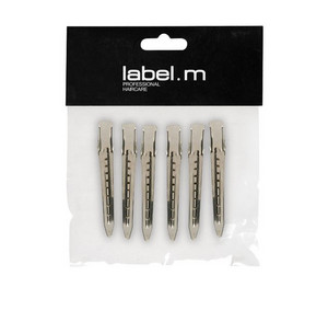Pinety Label.M Metal Sectioning Clips (6ks)