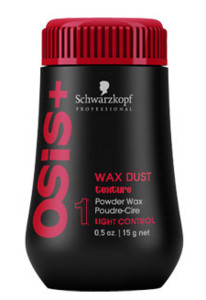 Pudrový vosk SCHWARZKOPF OSIS Wax Dust 15g