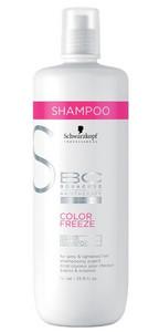 Schwarzkopf Professional BC Bonacure Color Freeze Silver Shampoo 1l