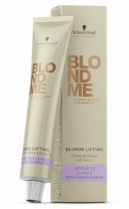 Schwarzkopf Professional BlondME Blonde Lifting 60ml ledová