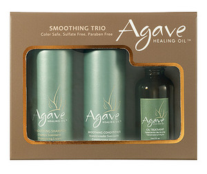 Set BIOIONIC Agave Healing Oil Smoothing Trio
