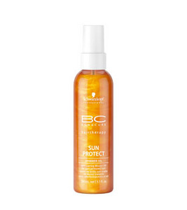 Schwarzkopf Professional BC Bonacure Sun Protect Shimmer Oil Spray 150ml