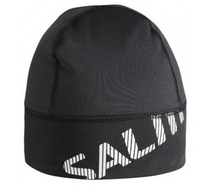 Salming Running Beanie Black Kulich