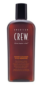 Šampon AMERICAN CREW Power Cleanser Style Remover Shampoo 250ml