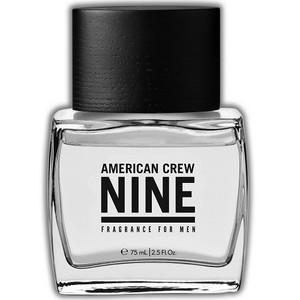 Pánský parfém AMERICAN CREW Nine 75ml
