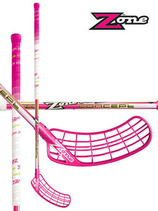 Florbalová hokejka Zone SUPREME AIR Superlight 31 Pink `15