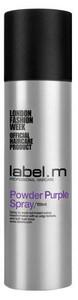 Fialový pudr LABEL.M Powder Purple Spray 150ml