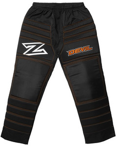 Zone floorball Devil Goalie pants
