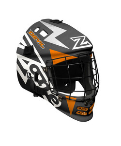 Zone floorball Devil Goalie mask