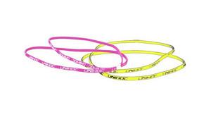 Unihoc Totti neonově žlutá / neonově růžová