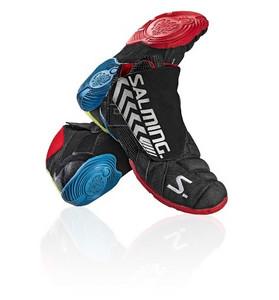 Brankářské boty Salming Slide 2 Goalie `16 černá UK 12/ US 13/ EU 48