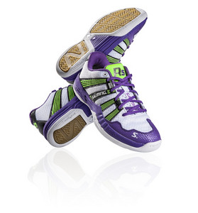 Indoor shoes Salming Race R5 2.0 Women `16