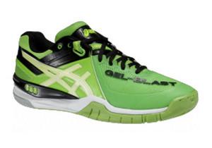 Asics Gel-Blast 6 zelená / bílá / černá UK 8,5   US 9,5   EU 43,5   27,5 cm