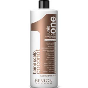 Revlon Professional Uniq One Coconut Conditioning Shampoo 1l