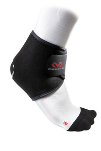 Shrink sleeve ankle McDavid 438 ANKLE SUPPORT WRAP UNI