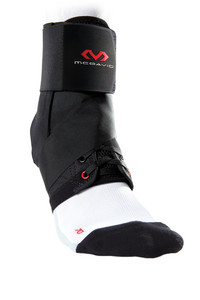 Ultralight ankle brace for McDavid 195 ANKLE BRACE W/ STRAPS