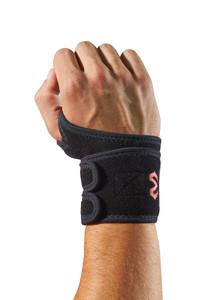 Ortéza zápěstí McDavid Wrist Support extra strap 455 M Černá