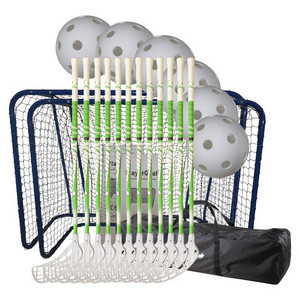 Necy Azid TeamGoal set Floorball Set