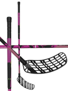 Floorball stick Lexx Timber C4 2,9 Pink/Black `15