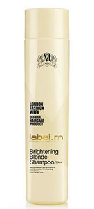 label.m Blonde Brightening Blonde Shampoo šampon na blond vlasy