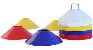 Set cones MK6 (40 pieces) with holder