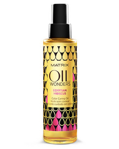 Olej MATRIX OIL WONDERS Egyptian Hibiscus Color Caring Oil