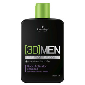 Schwarzkopf Professional [3D] Mension Root Activator Shampoo