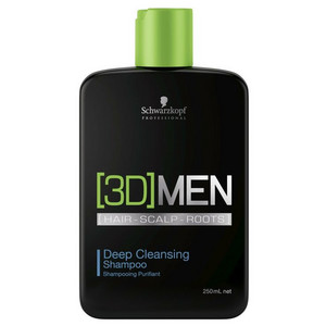 Schwarzkopf Professional [3D] MEN Deep Cleansing Shampoo
