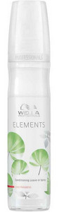 Wella Professionals Elements Leave-in Spray regenerační bezoplachový kondicionér