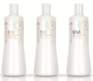 WELLA PROFESSIONAL BLONDOR Freelights Developer