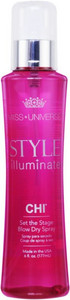 CHI Style Illuminate Blow Dry Spray - Set the Stage